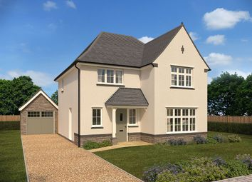 """Thumbnail 4 bed detached house for sale in """"Cambridge"""" at Crediton Road, Okehampton"""