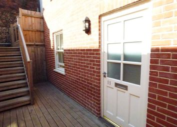 Thumbnail 1 bed flat to rent in Museum House, Minstergate, Thetford