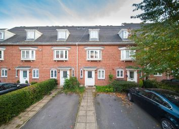 Thumbnail 4 bed town house for sale in Dreadnought Close, Colliers Wood, London