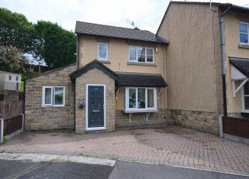 Thumbnail 3 bed semi-detached house for sale in The Spindles, Mossley, Ashton-Under-Lyne