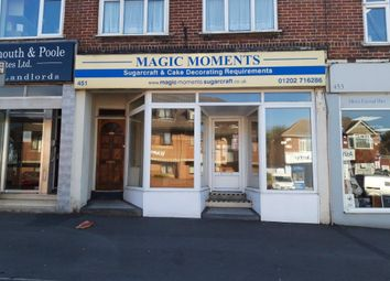 Thumbnail Retail premises to let in Ashley Road, Poole