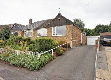Thumbnail 2 bed semi-detached bungalow for sale in Park Close, Bradford