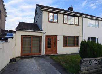 Thumbnail 3 bed semi-detached house to rent in Dythel Park, Pen-Y-Mynydd, Llanelli
