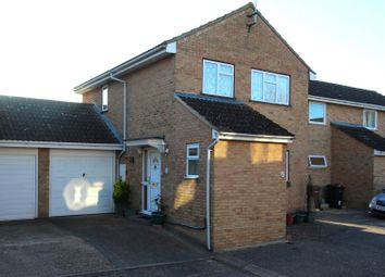 Thumbnail 3 bed link-detached house for sale in Barn Green, Chelmsford, Essex
