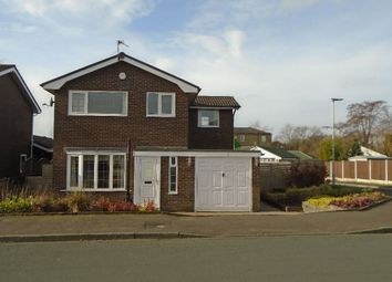 Thumbnail 3 bed detached house to rent in Rudgwick Drive, Bury