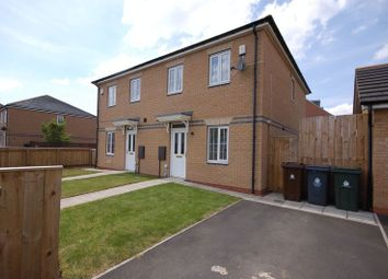 Thumbnail 3 bedroom semi-detached house for sale in Charnwood Avenue, Longbenton, Newcastle Upon Tyne