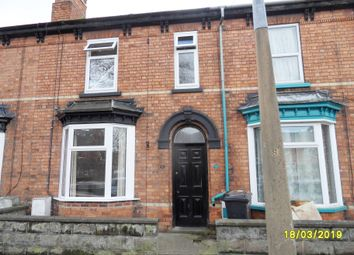 Thumbnail 3 bedroom terraced house to rent in Boultham Avenue, Lincoln
