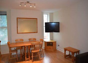 Thumbnail 6 bed flat to rent in Flat 5, 53 Osborne Road, Jesmond