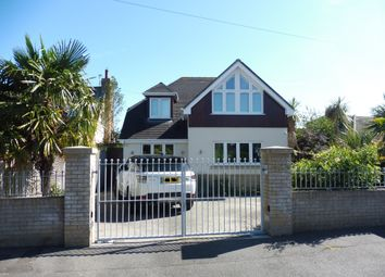 Thumbnail 4 bedroom detached house for sale in Headswell Avenue, Redhill, Bournemouth