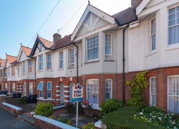 Thumbnail 3 bedroom terraced house for sale in Richmond Avenue, Margate