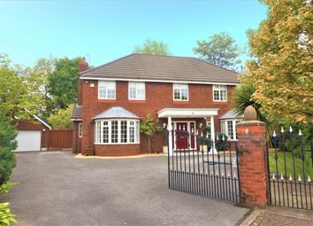 Thumbnail 4 bed detached house for sale in Barchester Drive, Aigburth, Liverpool