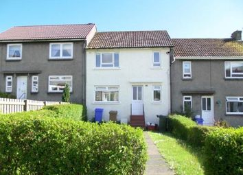 Thumbnail 2 bed terraced house for sale in Arran Drive, Auchinleck, Cumnock, East Ayrshire