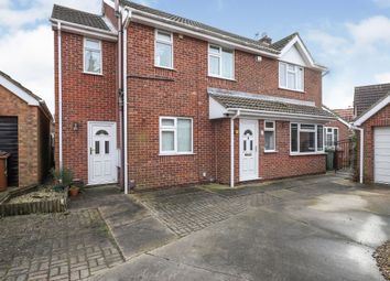 Thumbnail 4 bed detached house to rent in Fountain Close, Waltham, Grimsby