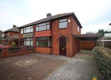 Thumbnail 3 bed semi-detached house for sale in St. Marys Avenue, Walton-Le-Dale, Preston