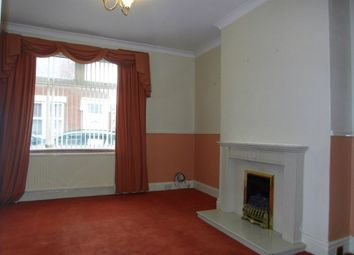 Thumbnail 3 bed end terrace house to rent in Lawrence Street, Fulwood, Preston