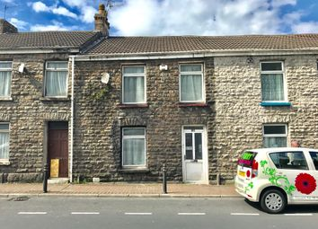 Thumbnail 3 bed terraced house for sale in Neath Road, Britton Ferry
