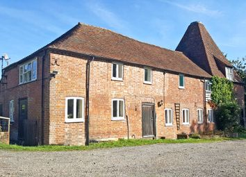 Thumbnail 6 bedroom farmhouse for sale in Crouch Lane, Sandhurst, Cranbrook