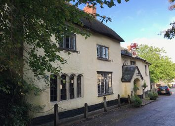 Thumbnail Pub/bar for sale in Award Winning Grade II Listed Inn EX14, Broadhembury, Devon