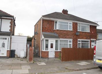 Thumbnail 3 bedroom semi-detached house for sale in Kendal Road, Belgrave, Leicester