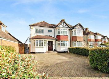 Thumbnail 4 bed semi-detached house to rent in The Highway, Orpington