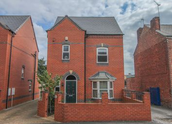 Thumbnail 4 bed detached house for sale in Cobden Road, Chesterfield