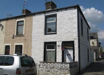 Thumbnail 2 bedroom end terrace house to rent in Brockenhurst St, Burnley, Lancashire