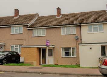 Thumbnail 3 bed terraced house for sale in North Grove, Harlow