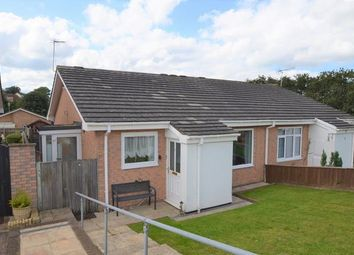 Thumbnail 2 bed semi-detached bungalow for sale in Gosceline Walk, Honiton