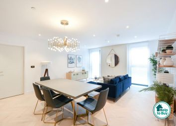 Thumbnail 3 bed flat for sale in Dock Street, London