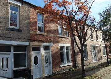 Thumbnail 2 bed flat for sale in Charles Street, Boldon Colliery