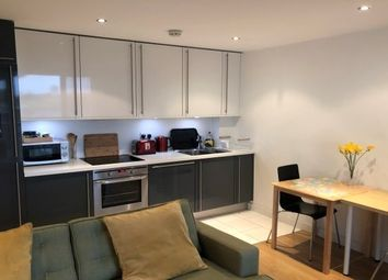 Thumbnail 1 bed flat to rent in Baquba Building, London