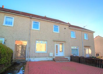 Thumbnail 2 bed terraced house for sale in Sherdale Avenue, Chapelhall, Airdrie