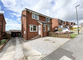 Thumbnail 2 bed semi-detached house for sale in Foxcroft Chase, Killamarsh, Sheffield, Derbyshire