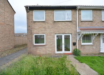 Thumbnail 3 bed end terrace house to rent in Oakley Green, West Auckland, Bishop Auckland