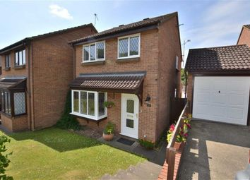 Thumbnail 3 bed detached house for sale in Downlands, Chells Manor, Stevenage, Herts