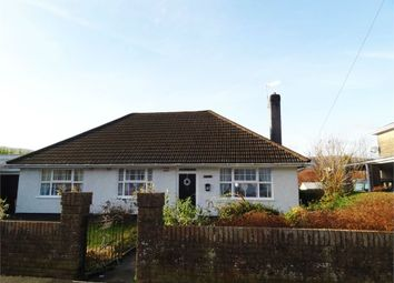Thumbnail 3 bed detached bungalow for sale in 1 Highland Close, Merthyr Tydfil, Mid Glamorgan