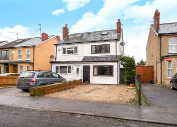 Thumbnail 3 bedroom semi-detached house for sale in Old Whitley Wood Lane, Reading, Berkshire