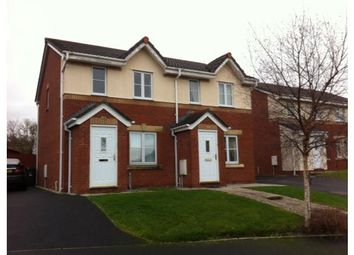 Thumbnail 2 bed semi-detached house to rent in 146 Valley Drive, Carlisle, Cumbria