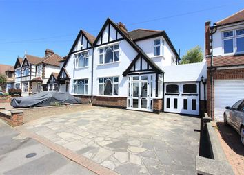 Thumbnail 3 bed semi-detached house for sale in Tresco Gardens, Seven Kings, Essex