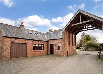 Thumbnail 3 bed detached house for sale in Irthing Court, Carlisle