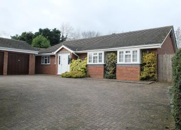 Thumbnail 4 bed bungalow for sale in Fromes Hill, Ledbury, Herefordshire