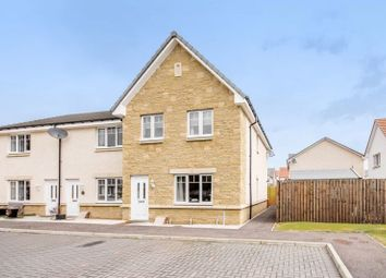 Thumbnail 3 bed terraced house for sale in Lochhead Court, Main Road, Wellwood, Dunfermline