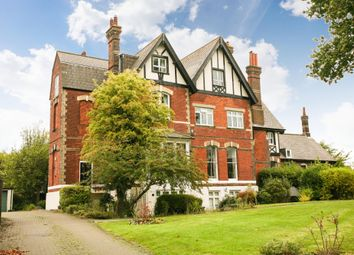 Thumbnail 2 bed flat for sale in Oldfield Road, Bickley, Kent