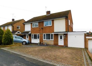 Thumbnail 3 bedroom semi-detached house for sale in Baswich Lane, Baswich, Stafford