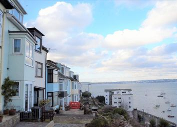 Thumbnail 3 bed terraced house for sale in Sea View Terrace, Overgang Road, Brixham