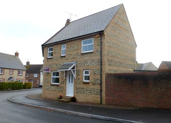Thumbnail 3 bed end terrace house to rent in Garland Crescent, Dorchester