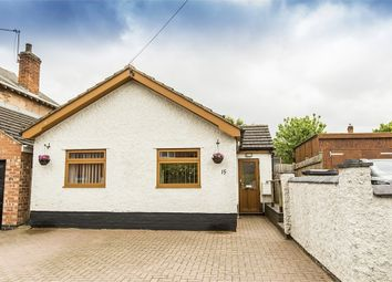 Thumbnail 2 bed detached bungalow for sale in New Walks, Shepshed, Loughborough, Leicestershire