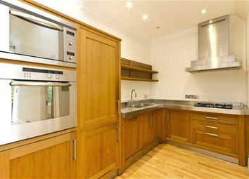 Thumbnail 2 bed flat to rent in 12 Greencroft Gardens, South Hampstead, London