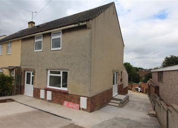 Thumbnail 2 bed semi-detached house to rent in 16A Hillside, Downend, Bristol