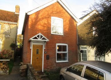 Thumbnail 2 bed semi-detached house for sale in London Road, Horndean, Waterlooville